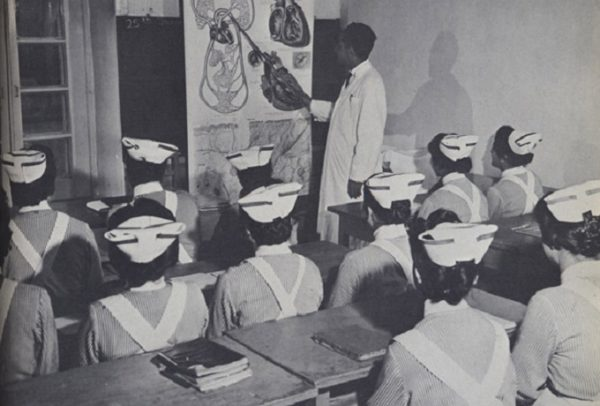 1950s_Afghanistan_-_Student_nurses_at_Maternity_Hospital,_Kabul- feature