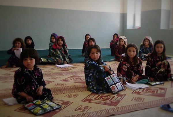 school-girls-Afghanistan-Girls-Education